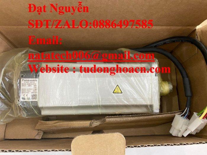 Động cơ AC MSMD082P1T panasonic - CTY NATATECH6