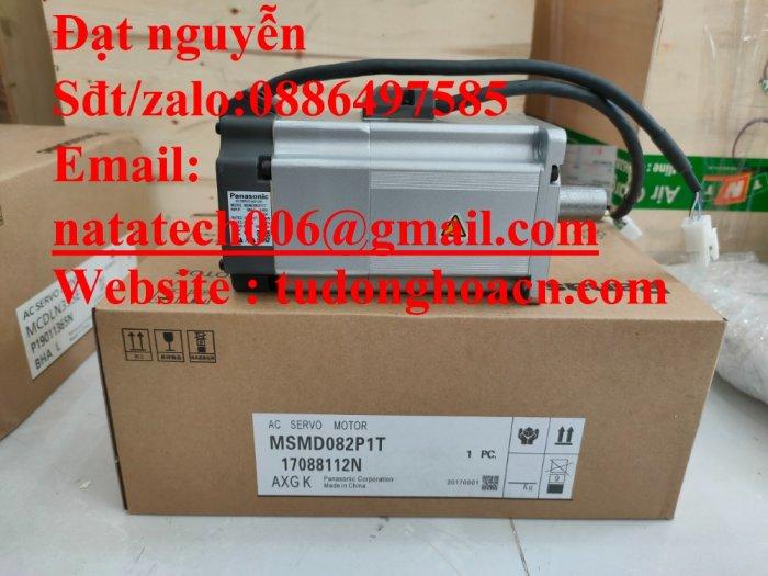 Động cơ AC MSMD082P1T panasonic - CTY NATATECH5