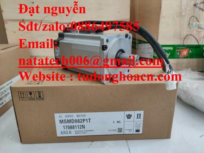 Động cơ AC MSMD082P1T panasonic - CTY NATATECH4