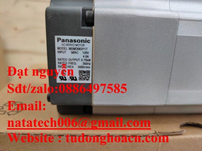 Động cơ AC MSMD082P1T panasonic - CTY NATATECH3