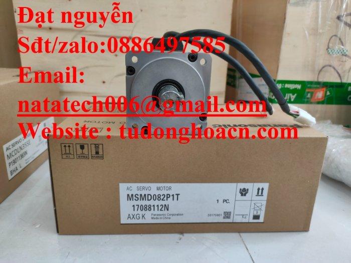 Động cơ AC MSMD082P1T panasonic - CTY NATATECH0