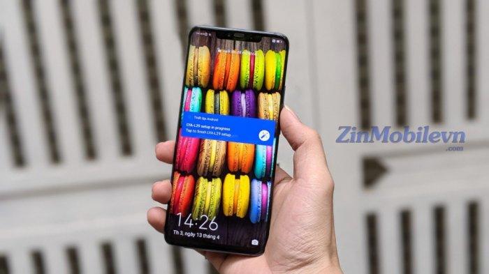Điện thoại HUAWEI MATE 20 PRO 2 Sim Tại Zinmobile1