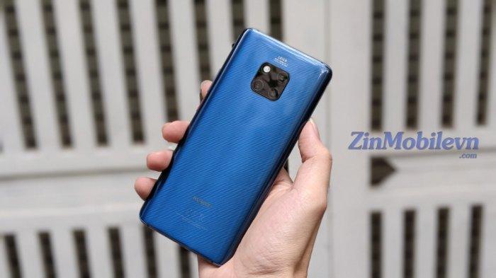 Điện thoại HUAWEI MATE 20 PRO 2 Sim Tại Zinmobile0