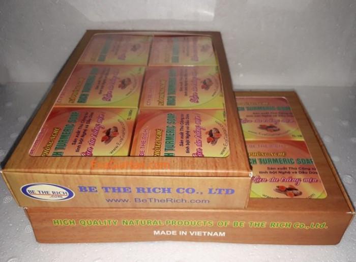 Mua  Xà bông dừa Bến Tre bánh tròn bỏ sỉ Gọi 0975603004 -  Be The Rich  467E/78 Lê Đại Hành, p11, Q1123