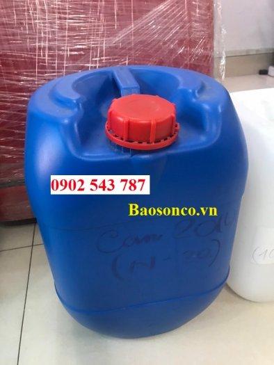 Can nhựa vuông 20 lít đựng hóa chất2