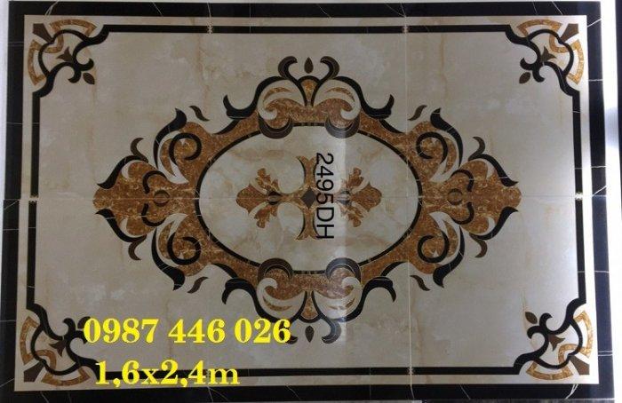 Gạch thảm sàn nhà sang trọng trang trí phòng khách HP5291016