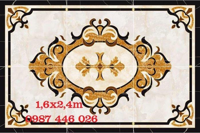 Gạch thảm sàn nhà sang trọng trang trí phòng khách HP5291014