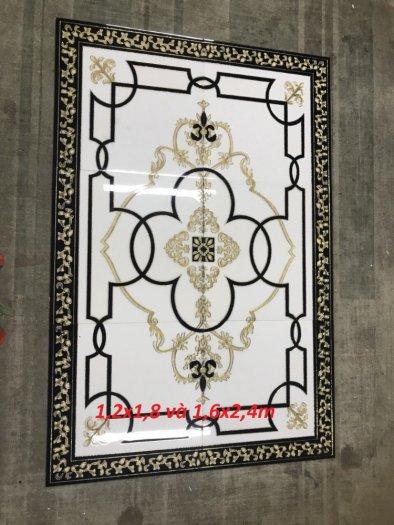 Gạch thảm sàn nhà sang trọng trang trí phòng khách HP529106