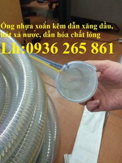 Bán ống nhựa lõi thép phi 60 dùng cho xe chở xăng dầu23