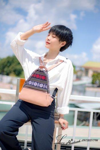 Balo Thổ Cẩm mẫu mới cho mùa hè0