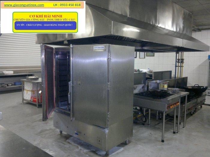 Bếp inox hầm công nghiệp Hải Minh3