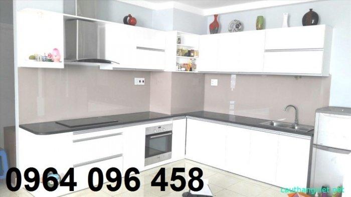 Kính ốp bếp - kính cường lực ốp bếp - VD334