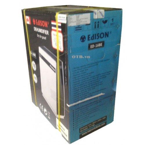 Máy hút ẩm Edison ED 16BE chính hãng giá rẻ cho chung cư, văn phòng vừa và nhỏ0