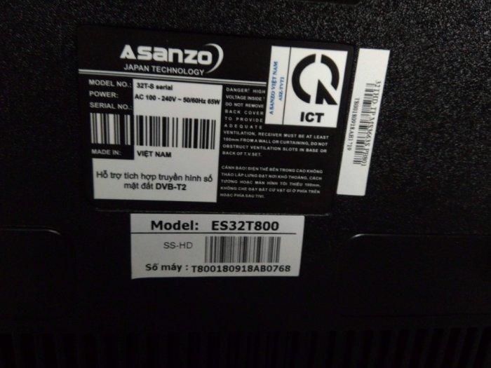 Tivi LED 32 inch có DVB-T2 mới 95%0