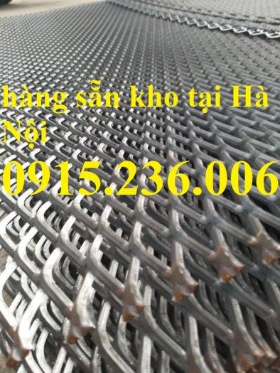 Lưới kéo dãn hình thoi, lưới mắt cáo, lưới dập dãn cán phẳng giá rẻ5