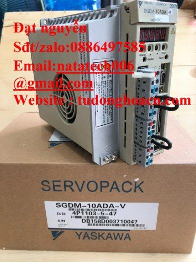 SGDM-10ADA-V bộ điều khiển Yaskawa chính hãng - Cty NATATECH1