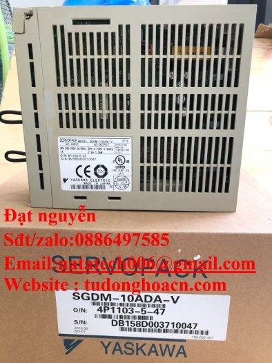 SGDM-10ADA-V bộ điều khiển Yaskawa chính hãng - Cty NATATECH0