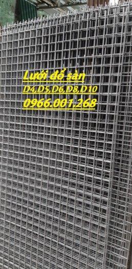 Lưới thép hàn D4 ô 100, Lưới thép hàn ô 150, Lưới thép hàn D4 ô 200 dạng tấm , dạng cuộn giá rẻ9