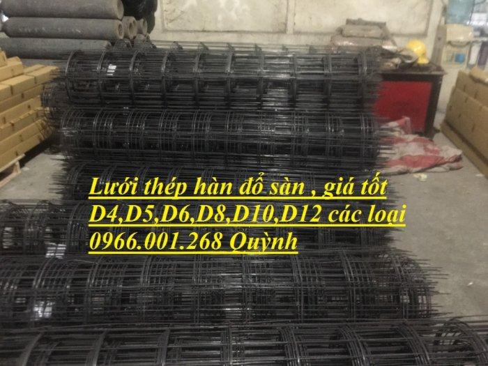 Lưới thép hàn D4 ô 100, Lưới thép hàn ô 150, Lưới thép hàn D4 ô 200 dạng tấm , dạng cuộn giá rẻ4