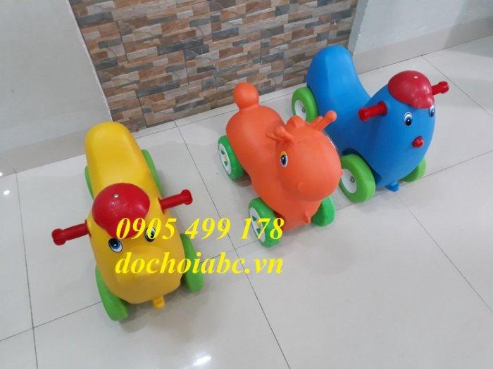 Xe chòi chân cho bé chất lượng cao - giá rẻ , uy tín đảm bảo, thiết bị mầm non16