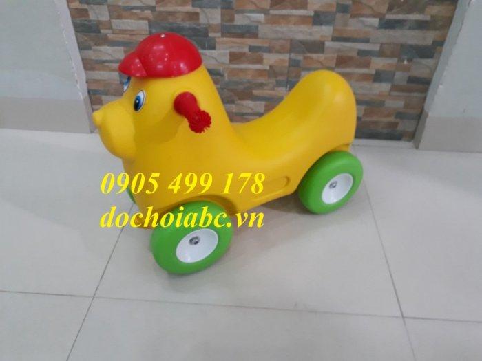 Xe chòi chân cho bé chất lượng cao - giá rẻ , uy tín đảm bảo, thiết bị mầm non13