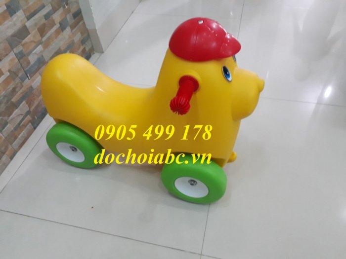 Xe chòi chân cho bé chất lượng cao - giá rẻ , uy tín đảm bảo, thiết bị mầm non12
