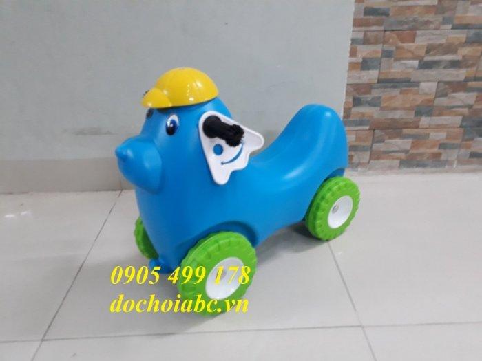 Xe chòi chân cho bé chất lượng cao - giá rẻ , uy tín đảm bảo, thiết bị mầm non11