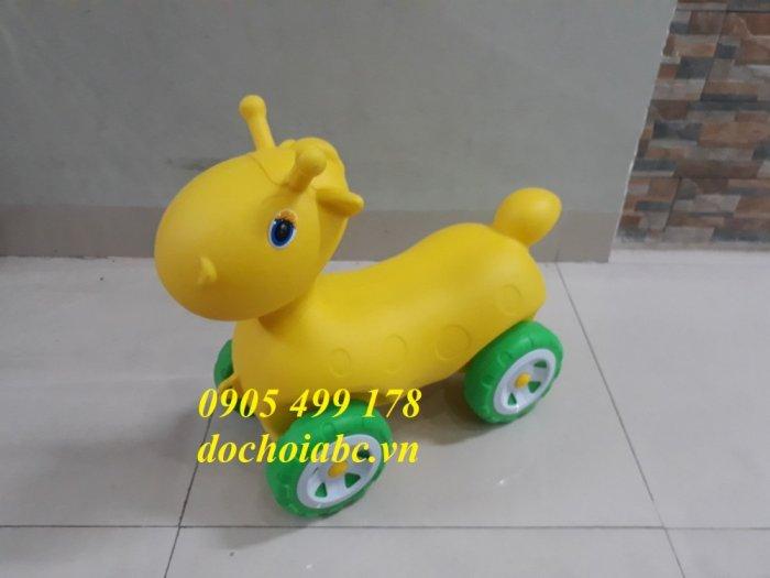 Xe chòi chân cho bé chất lượng cao - giá rẻ , uy tín đảm bảo, thiết bị mầm non8