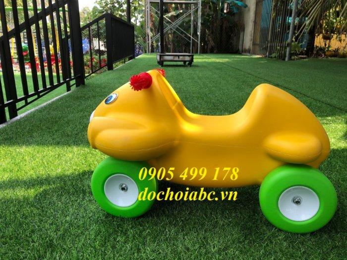 Xe chòi chân cho bé chất lượng cao - giá rẻ , uy tín đảm bảo, thiết bị mầm non4