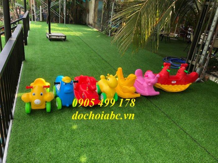 Xe chòi chân cho bé chất lượng cao - giá rẻ , uy tín đảm bảo, thiết bị mầm non2