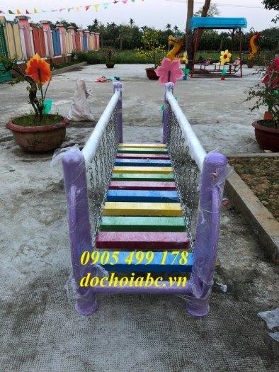 Bộ vận động cầu thăng bằng cho bé mầm non chất lượng nhất6