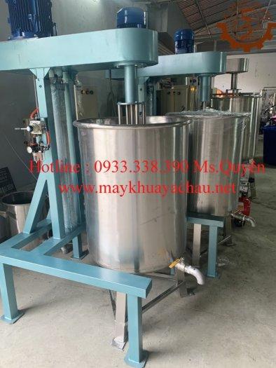 Máy khuấy nước rửa chén 100 lít2