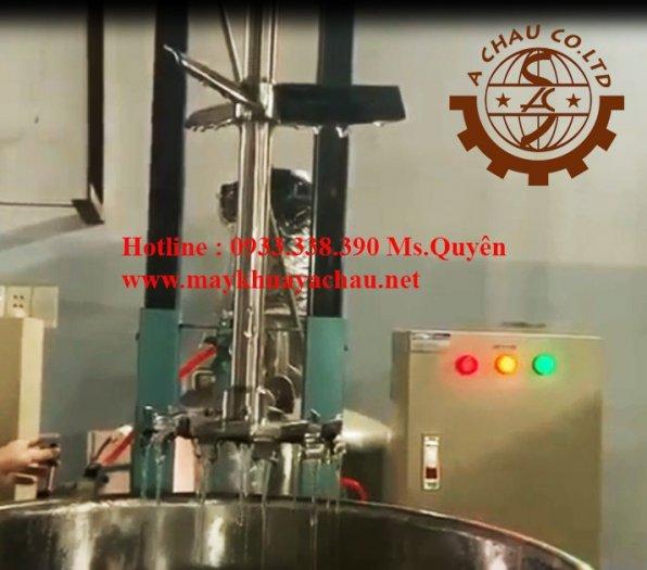 Máy khuấy nước rửa chén 100 lít1