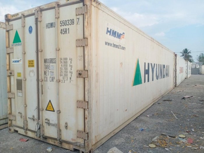 Container lạnh - 18 độ2