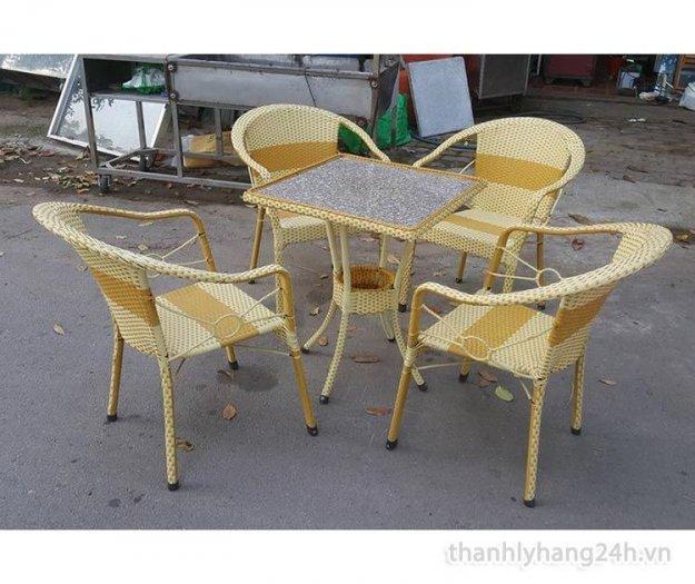 Bộ bàn ghế cà phê giá rẻ nhất0