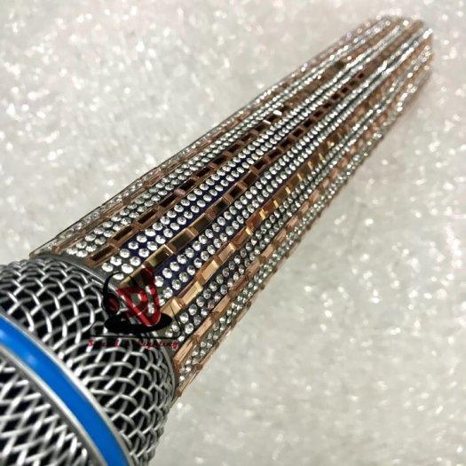 Áo micro kim tuyến, vỏ bọc tay micro, mi rô7