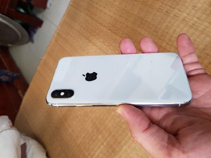 Iphone X trả bảo hành,mới,pin 100%0