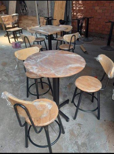 Bộ bàn ghế QUẦY đẹp1
