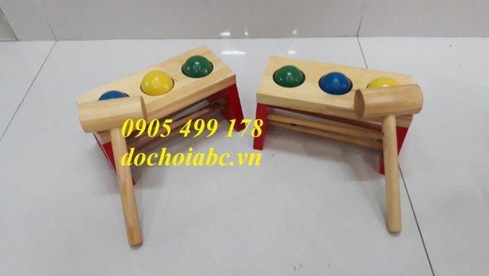 Đồ chơi gỗ thông minh cho bé mầm non1