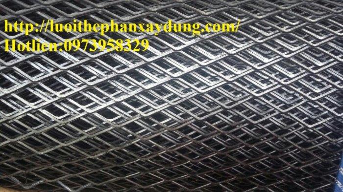 Lưới hình thoi - lưới chám - lưới dập giãn dây 1 (10*20),1.5 (15*30),2 ( 20*40),3(30*60) ,( 45*90) , làm trang chí , sàn thao tác3