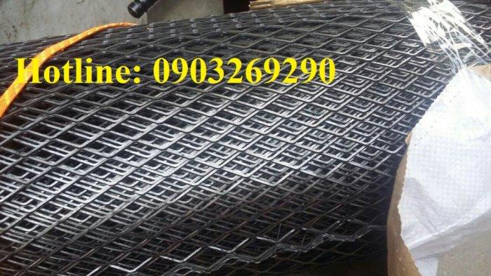 Lưới hình thoi - lưới chám - lưới dập giãn dây 1 (10*20),1.5 (15*30),2 ( 20*40),3(30*60) ,( 45*90) , làm trang chí , sàn thao tác1