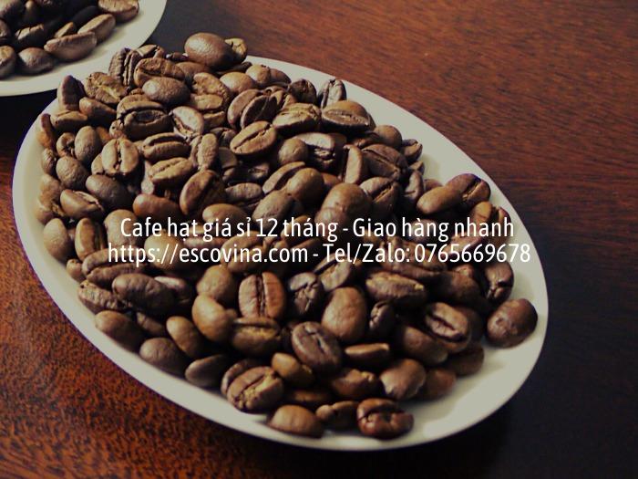 Cà phê hạt nguyên chất giá sỉ rang công nghệ cao từ Châu Âu2