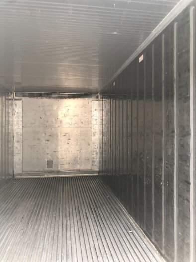 Container lạnh 20feet thể tích 33m30