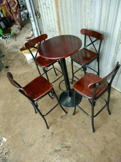Bàn ghế cafe mỹ nghệ giá gốc từ nội thất QUANG ĐẠI1