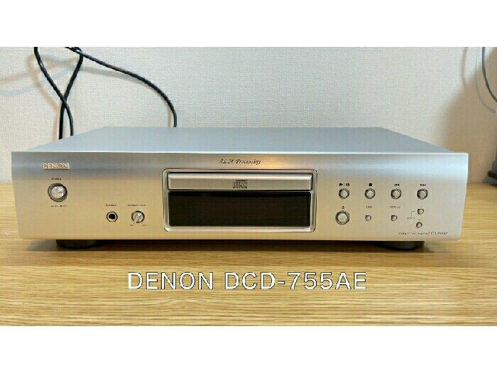 Đầu CD Denon 755AE0