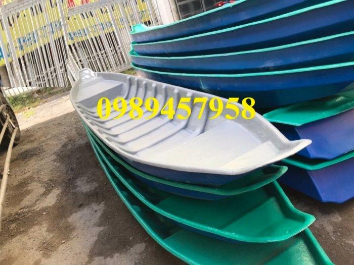 Thuyền câu cá cho 2 người, Thuyền chèo tay 3m, Thuyền 3,5m4