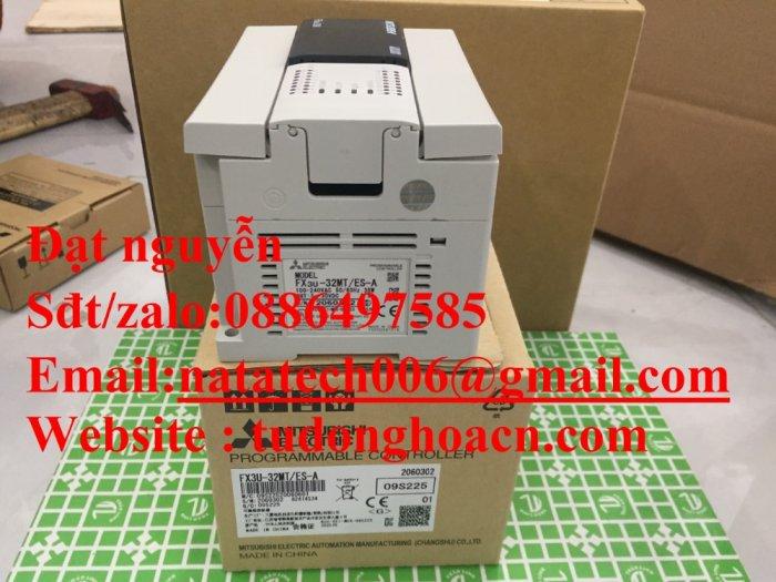 Bộ điều khiển FX3u-32MT es/a , mới 100% - Công Ty NATATECH2