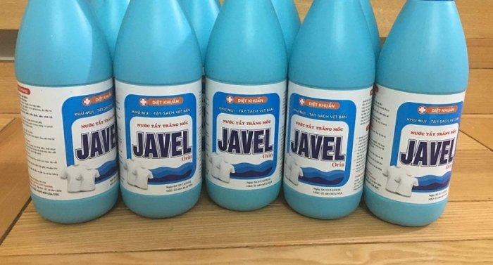 Javel Chất Tẩy Rửa - Có Hàng Giao Sẵn- Giá Cạnh Tranh Toàn Miền Nam1