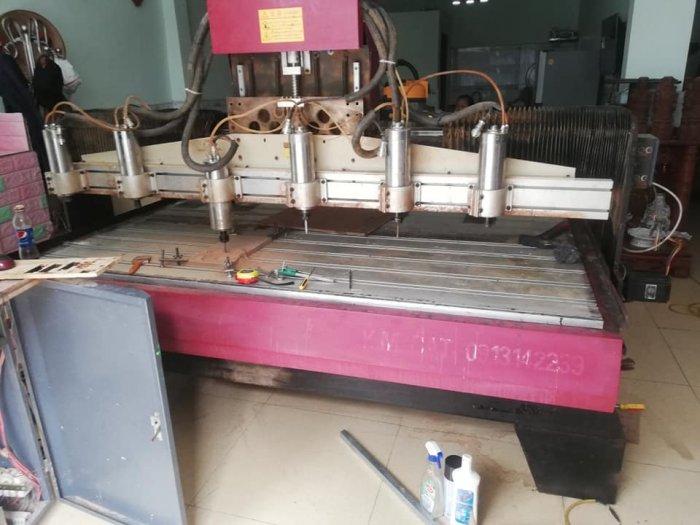 Mua máy cnc1325, máy đục gỗ cũ đã qua sử dụng giá cao tại Long An, Bình Dương0
