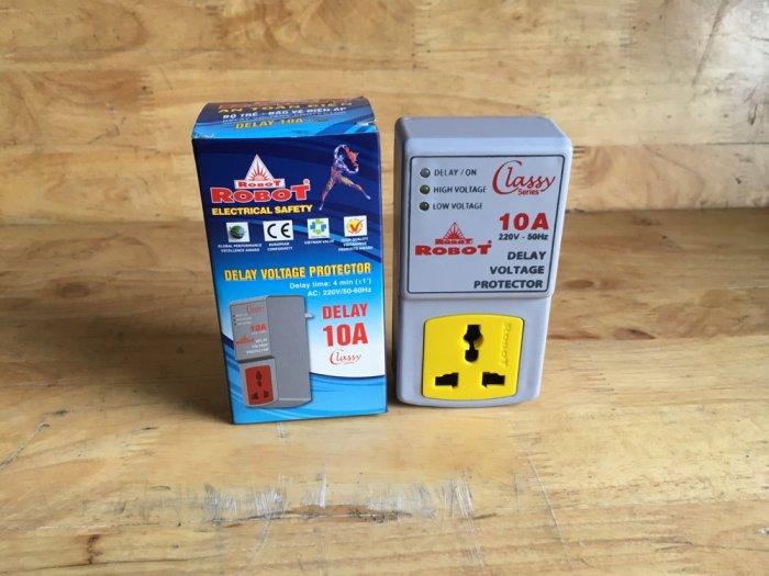 Delay bảo vệ tủ lạnh 10A robot4